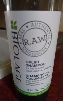 Raw Uplift Shampoo - Product - fr