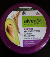 Repair-Haarbuter Avocado Sheabutter - Product - de