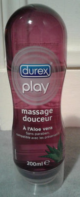 Durex play massage douceur - Product - fr