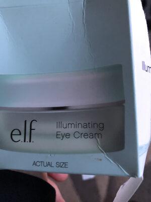 Elf eye cream - Product - en