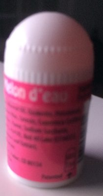 Lip Balm - Ingredients - fr