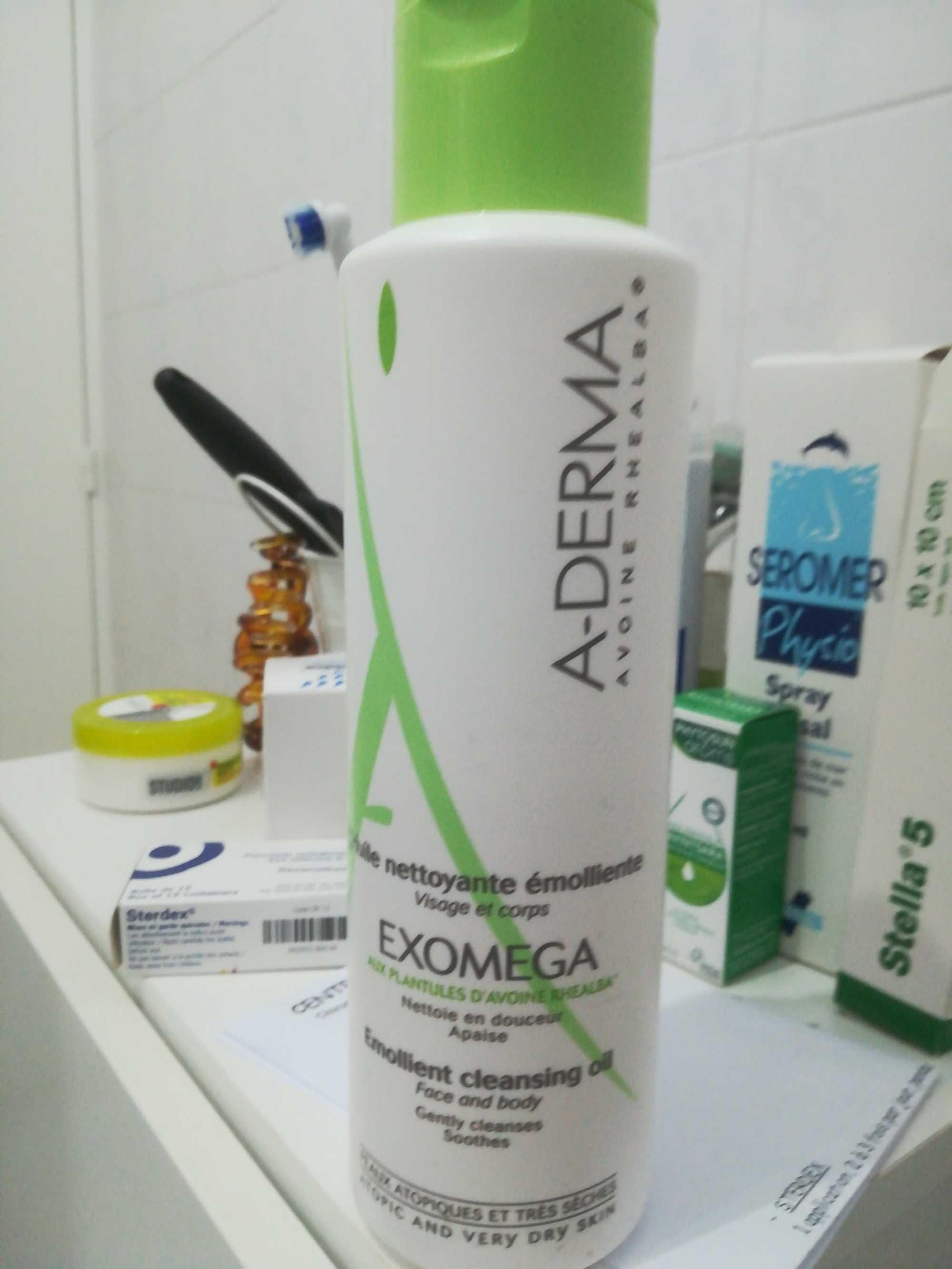 Exomega - Product