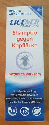 Shampoo gegen Läuse - Product - de