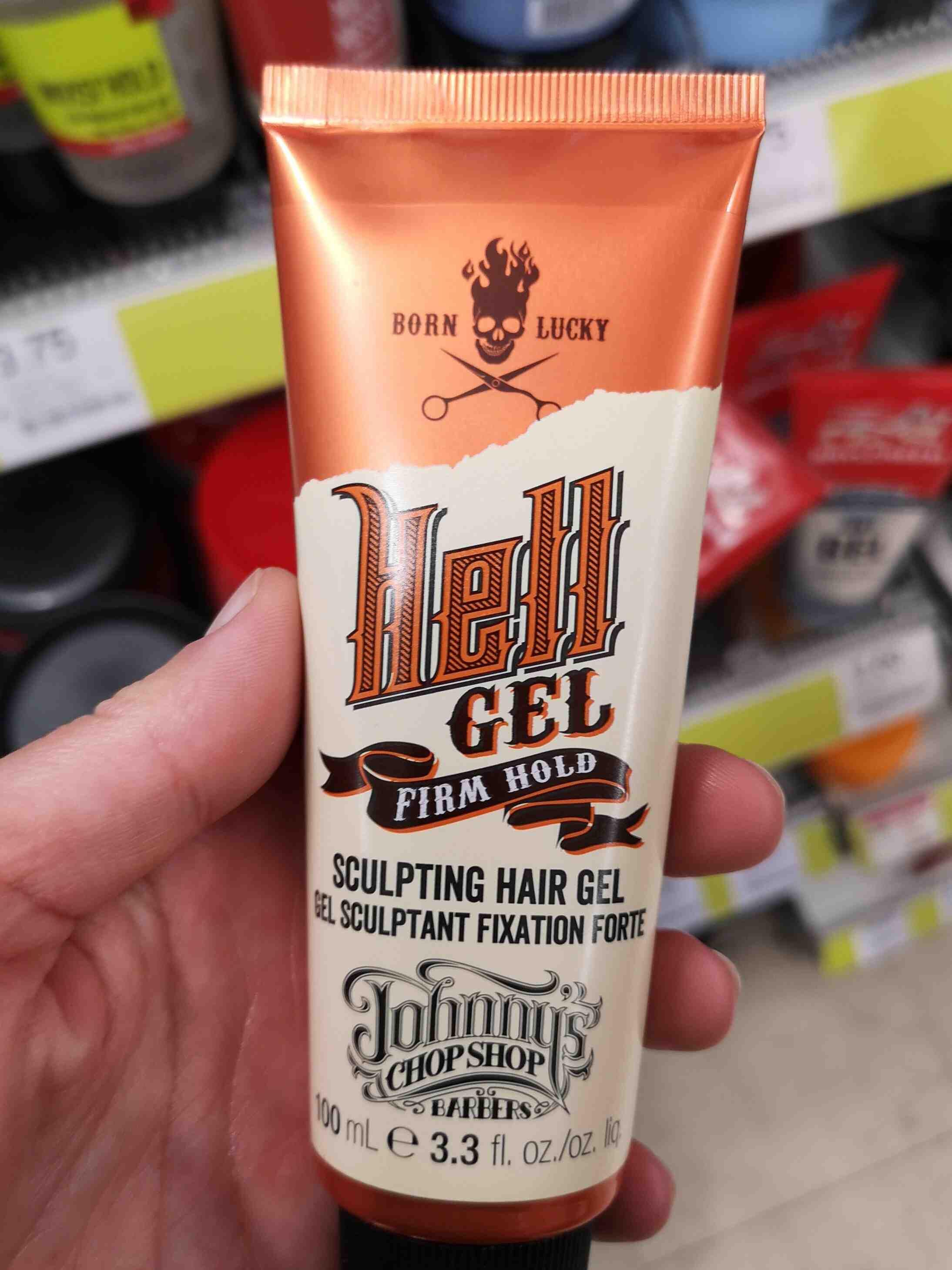 Born lucky hell gel - Product - en