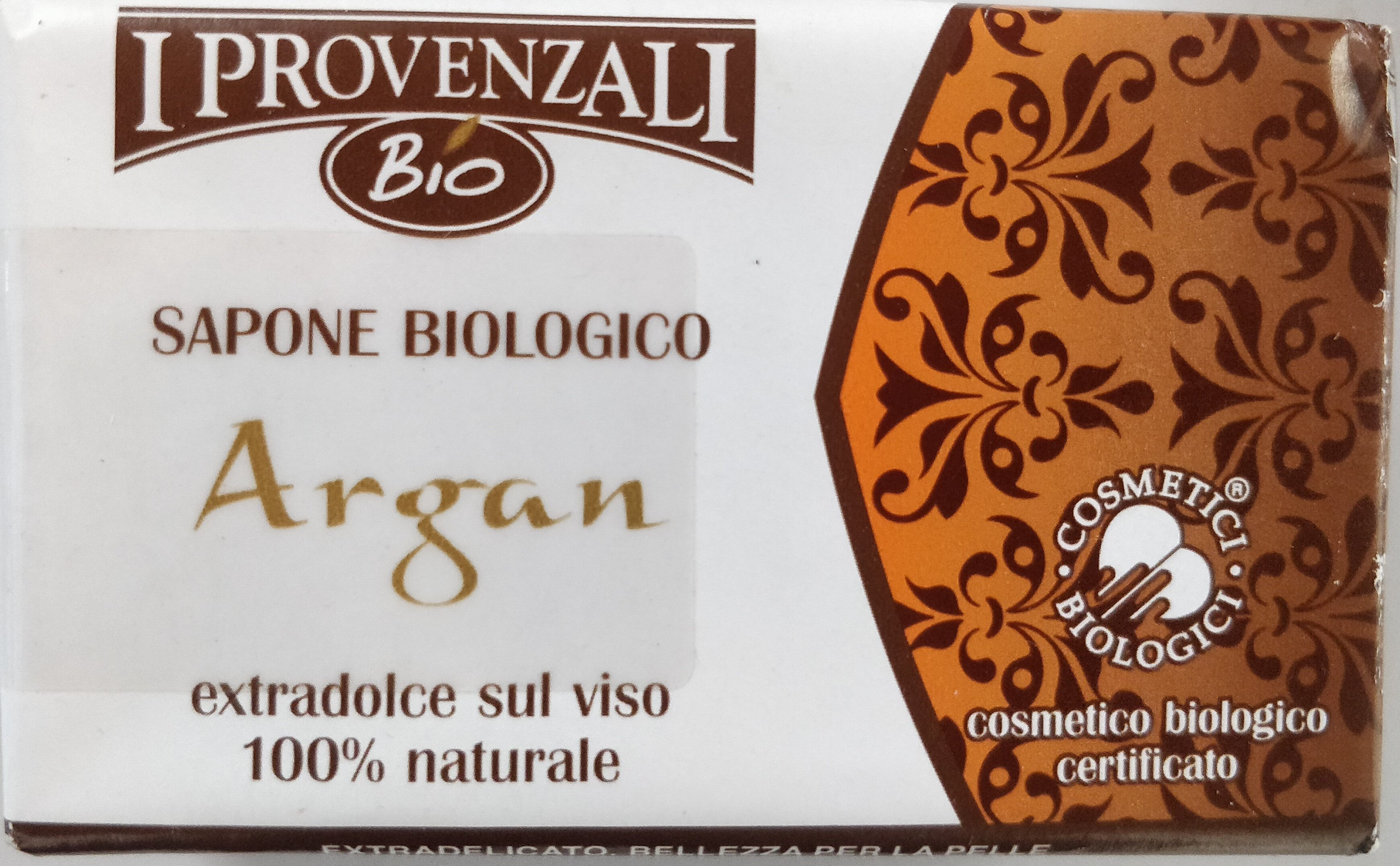 sapone biologico argan - Product - it