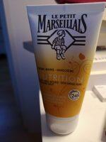 Creme main nutrition beurre de karite amande douce et huile d argan - Product - fr