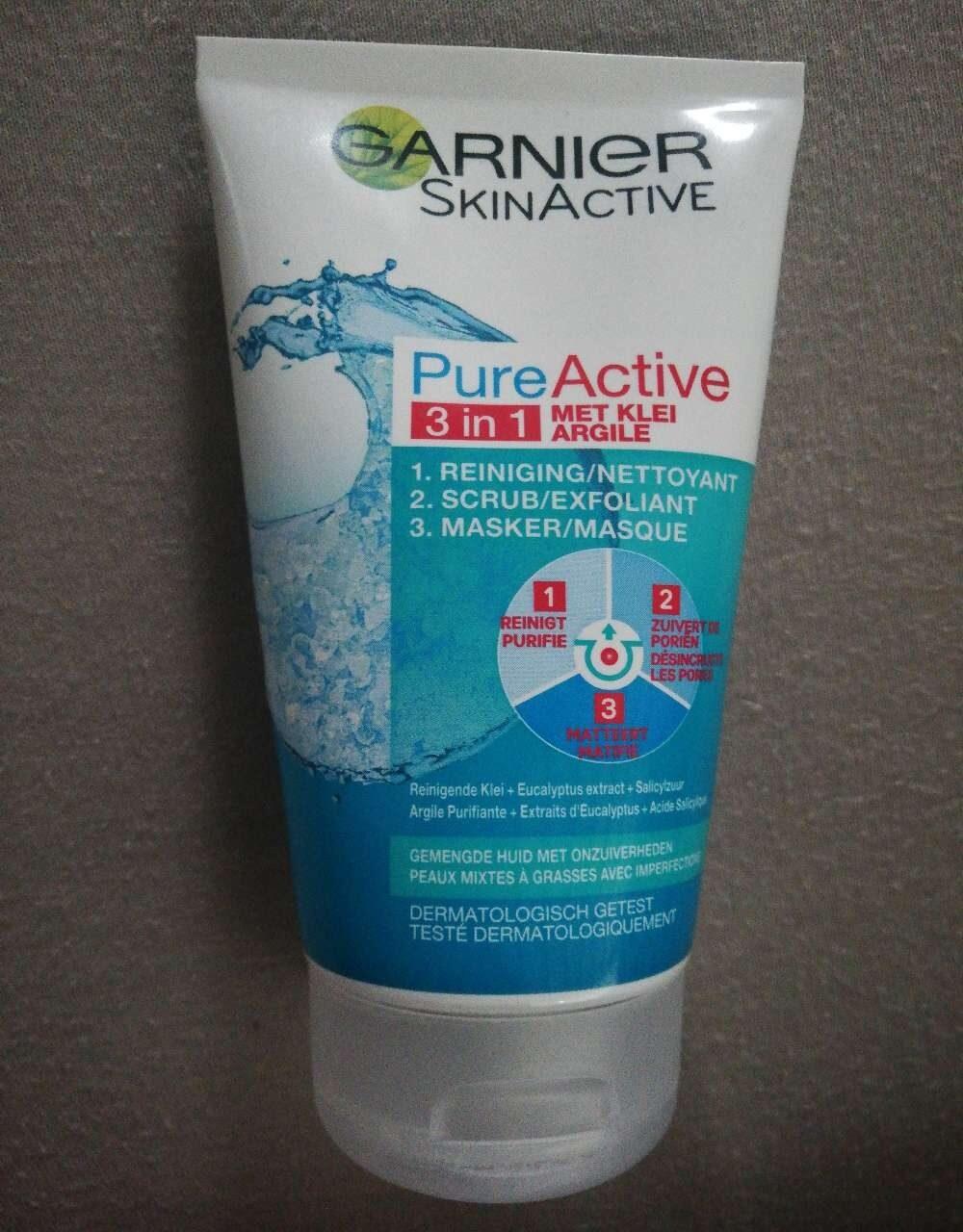 Pure active 3 en 1 - Product
