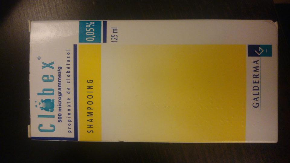 Clobex 500 microgrammes/g - Product - en