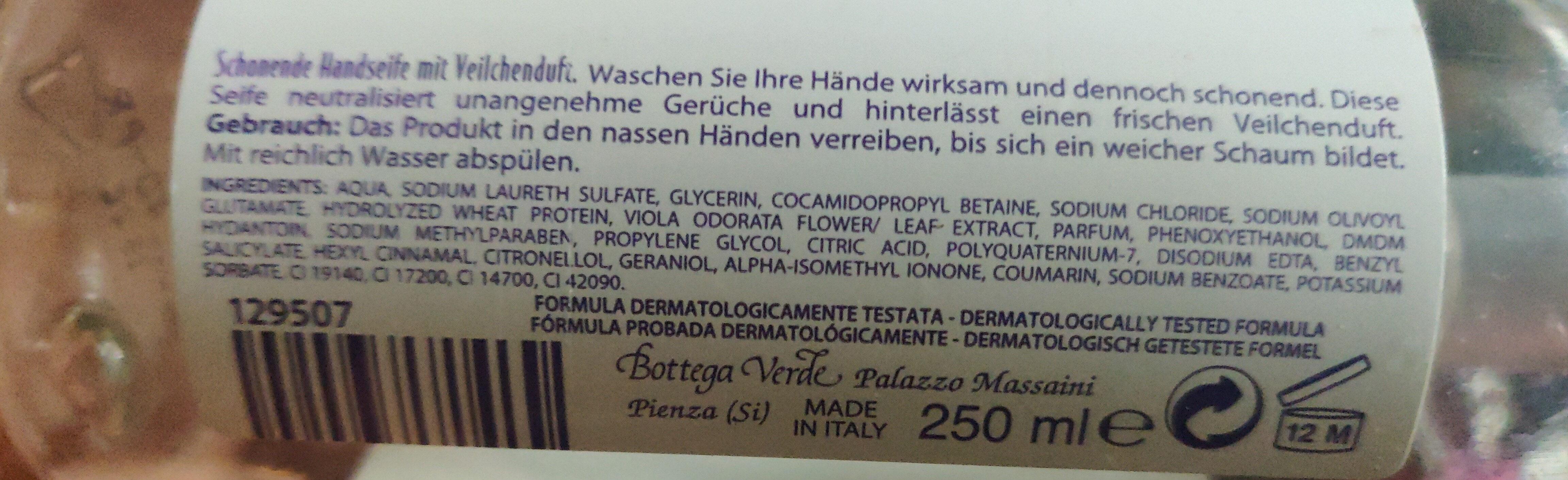 Violetta lavamani delicato - Product - en