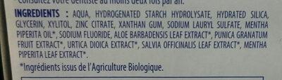 Signal Bio Protection Naturelle - Ingredients