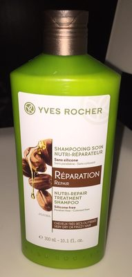 Yves Rocher Reparation Shampooing Soin Nutri-Reparateur - Product - fr