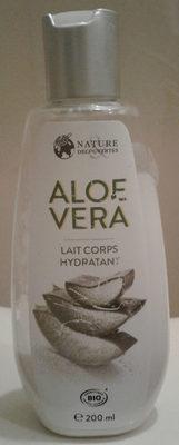 Aloe vera Lait corps hydratant - Product