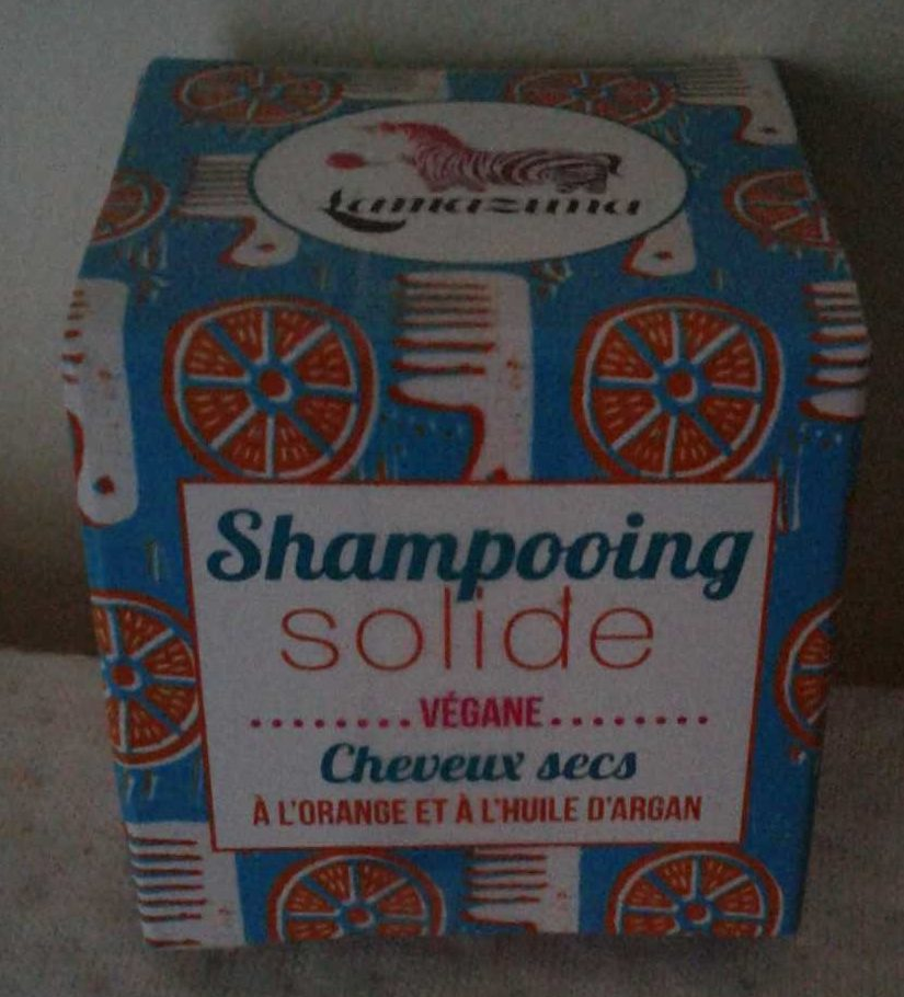 Shampooing solide cheveux secs - Product