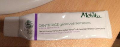 Dentifrice - Produit - fr