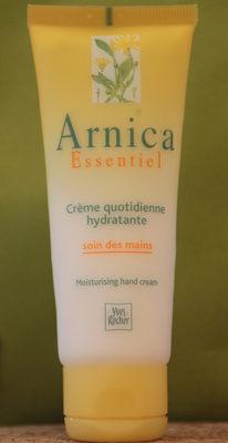 Crème quotidienne hydratante soin des mains - Product