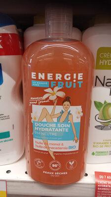 Douche soin hydratante huiles de monoi et macadamia bio - Product - fr