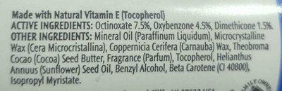 Palmer's Lip Balm - Ingredients - en