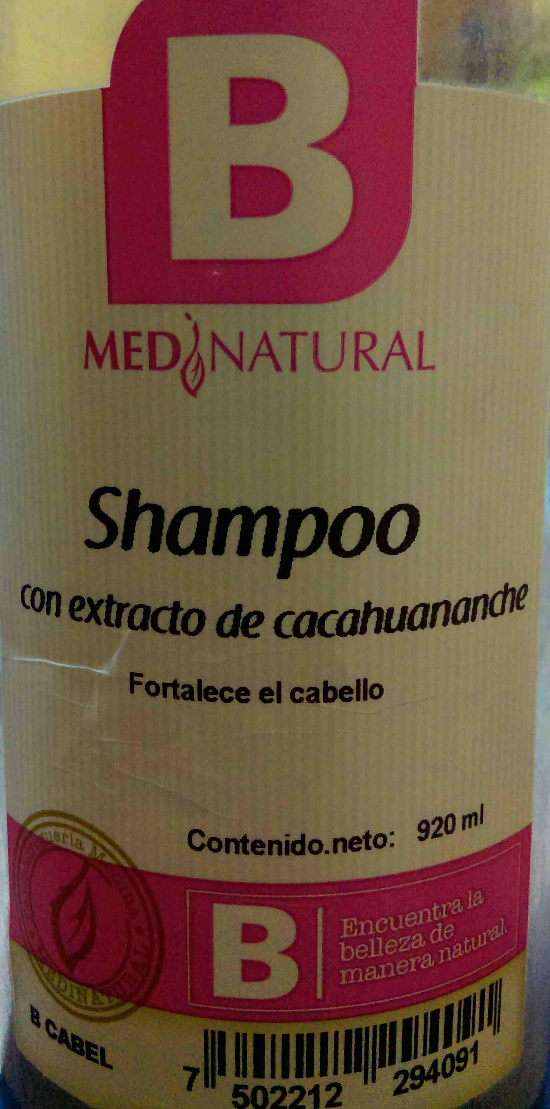 Shampoo Medina - Product - en