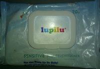Baby-Feuchttücher sensitive - Product - de