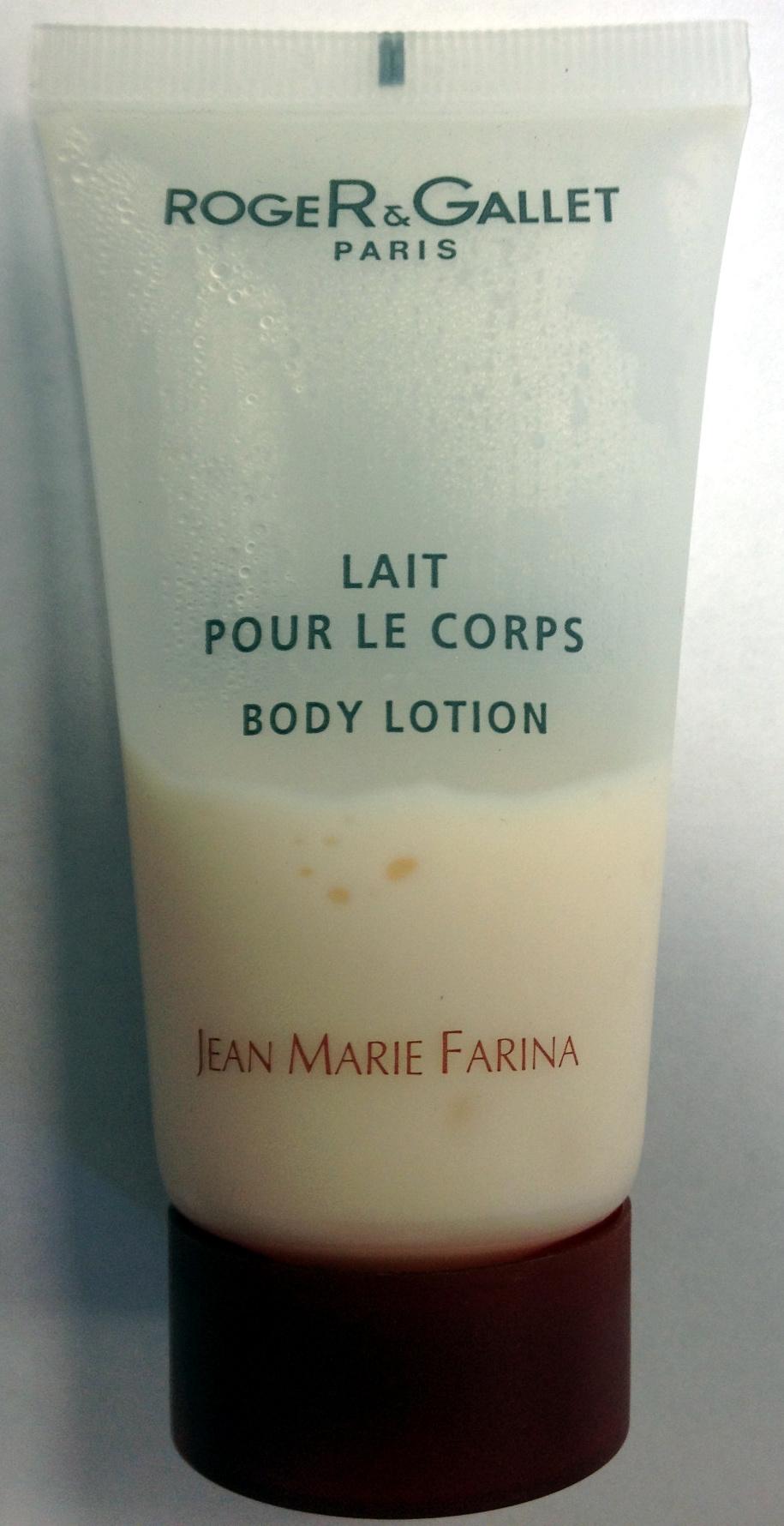 Lait pour le corps - Product - fr