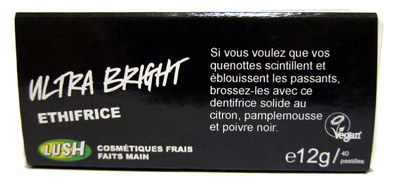 Ethifrice Ultra Bright - Product