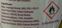 Aquanty's pro - Ingredients - fr