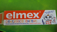 Dentifrice enfant Elmex - Product - fr