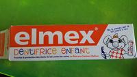 Dentifrice enfant Elmex - Produit - fr