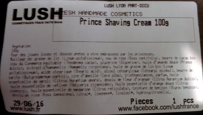 Prince - Product