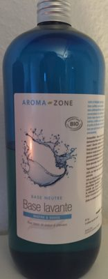 Aroma-zone base lavante - Product