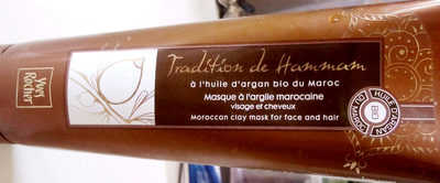 Tradition de Hammam - Product