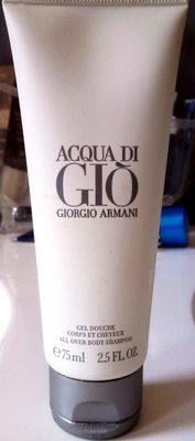 Gel Douche Acqua Di Gio - Produit - fr