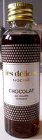 Les Délices Gel douche onctueux Chocolat - Product