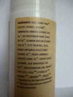 Crème de jour au lait d'ânesse bio - Ingredients - fr