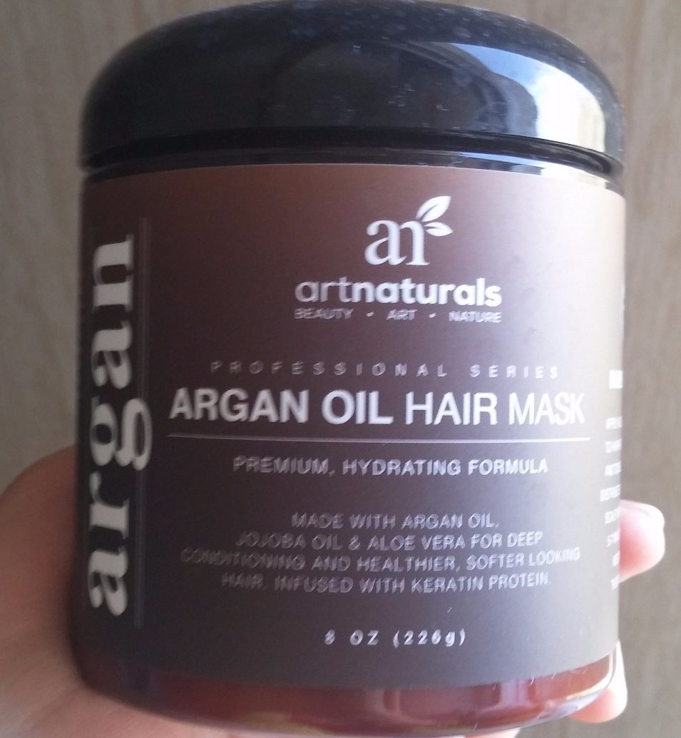 Masque d'Huile d'Argan, Après-Shampoing - Product - fr