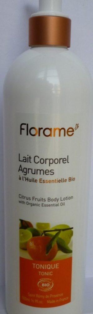 Lait corporel Agrumes - Product - fr