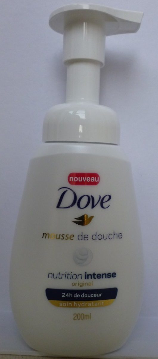 Mousse de douche - Nutrition intense - Product