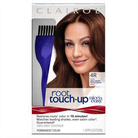 Nice 'n Easy Root Touch-Up Permanent Hair Color, 4R Dark Auburn - Product - fr