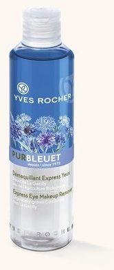 Pur bleuet Démaquillant Express Yeux - Produit