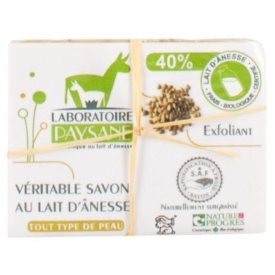 Savon exfoliant - Product - fr