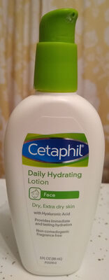 Daily Hydrating Lotion - Product