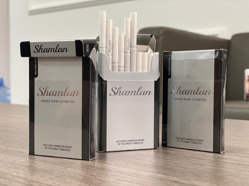 Shamlan Silver Nano - Produit - en