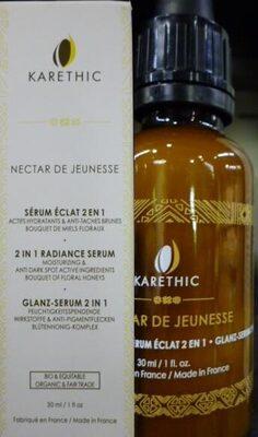 Nectar de Jeunesse – Sérum Éclat 2 en 1 Anti-tâches - Produit - fr