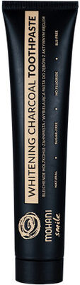 Teeth whitening charcoal toothpaste - Produit - en