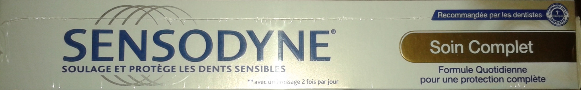 Sensodyne soin complet - Product