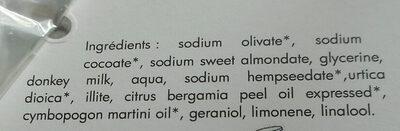 Mandala - Ingredients
