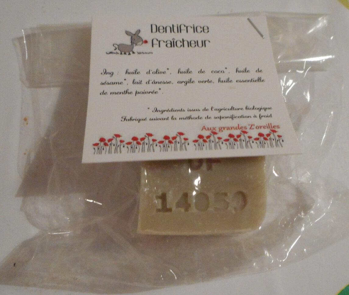 Dentifrice fraîcheur - Produit - fr