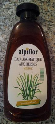 Bain aromatique aux herbes - Melisse - Product - fr