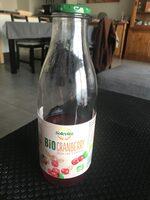 Biocranberry - Produit