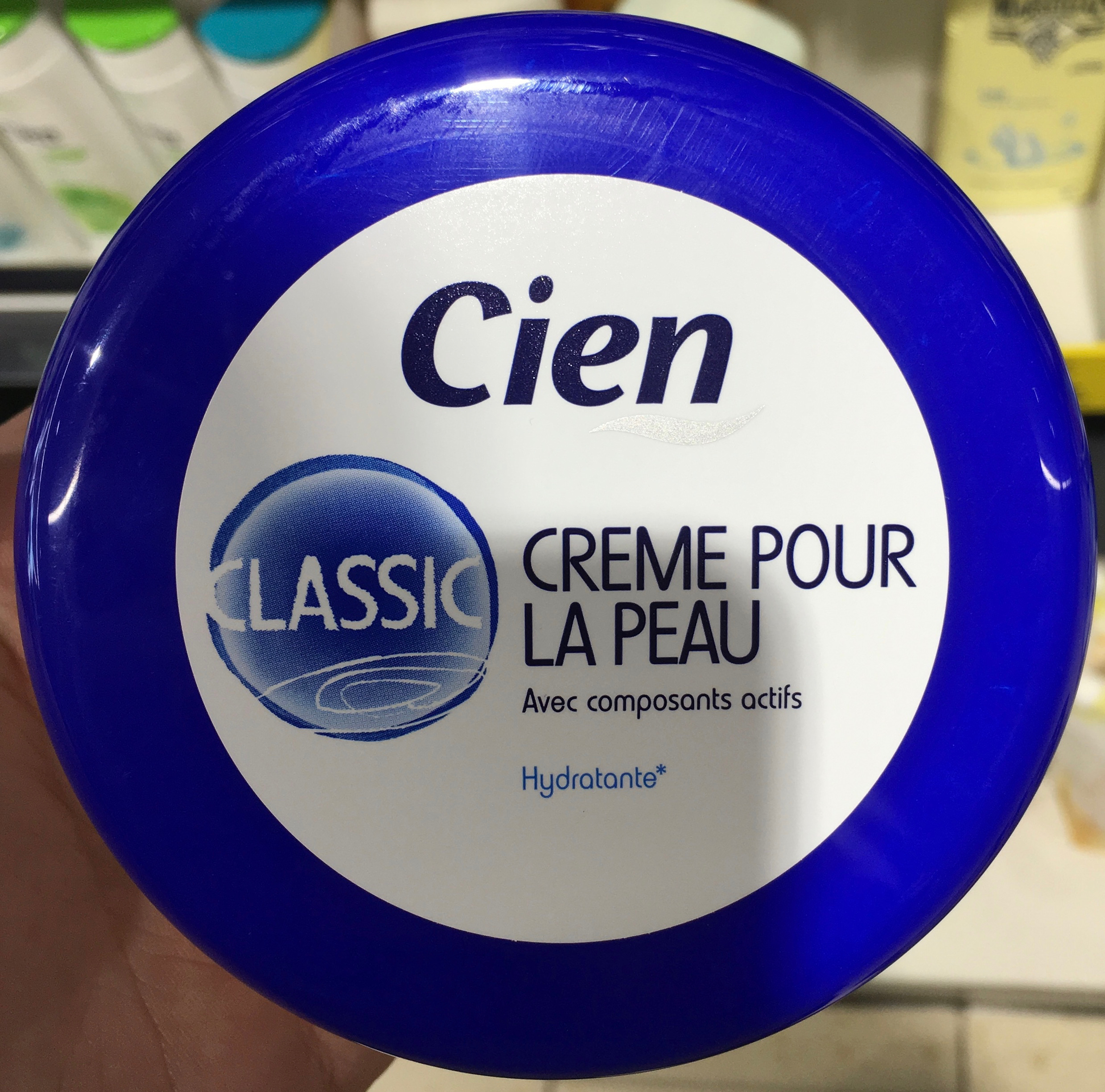 Crème pour la peau Classic - Product